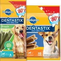 Free Pet Samples: Pedigree Dentastix