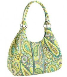Group Giveaway: Vera Bradley Handbag and Wallet *Ends 2/17*