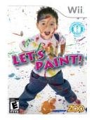 Let's Paint for Wii System $10.25 – save 49%
