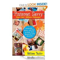 Free for Kindle: Pinterest Savvy eBook