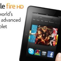 Limited Time: Kindle Fire HD 7″ just $179 SHIPPED