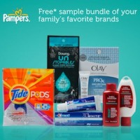Monthly #PampersJoy Offer from Walmart.com
