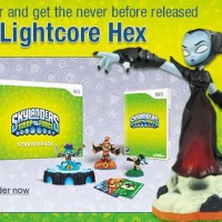 Pre-order Skylanders: SWAP Force, Get FREE Lightcore Hex Exclusive Figure