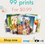 Penny Prints at Snapfish: 99 Prints for $.99 + S&H