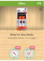 FREE Elmers Glue Sticks at Walmart