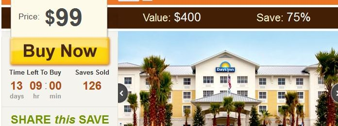 *WOW* $99 for 2 Nights at ANY Days Inn Location