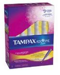 Tampax Radiant 16ct or Always Infinity 14ct just $1.97 SHIPPED