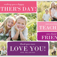 Shutterfly: Free Mother's Day Card; Personalize w/ Your Photo(s)