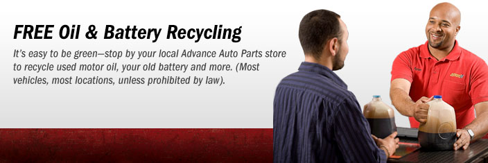 free services at advance auto parts