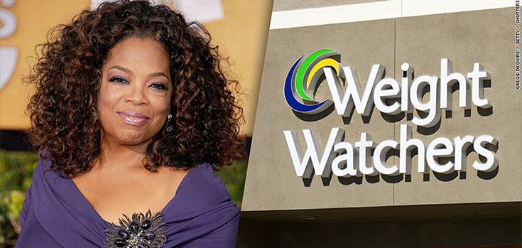 oprah weight watchers promotion