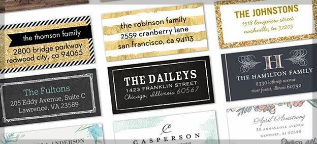 shutterfly free address labels_featured