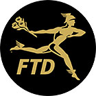ftd logo round
