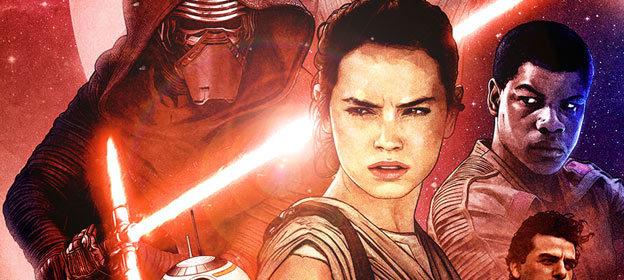 10 Free Star Wars Coloring Pages: Chewbacca, Kylo Ren, Finn, Rey  FreebieSpot.net