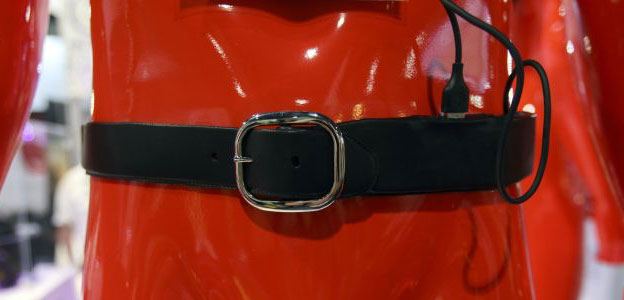 batterybelt charger gowear tech