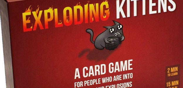 card game gift idea