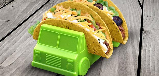 taco truck gift idea