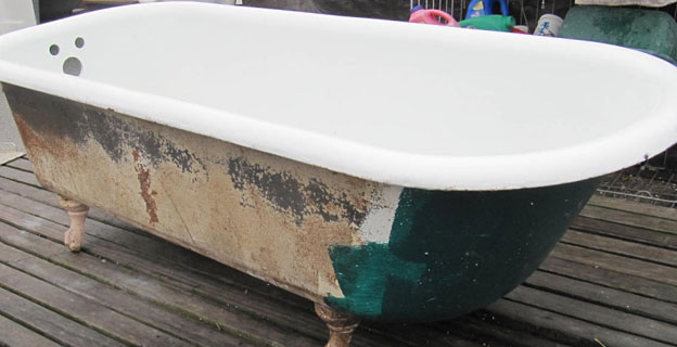 save old tub