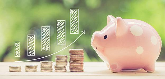 free classes online piggy bank