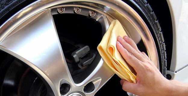 shine tires