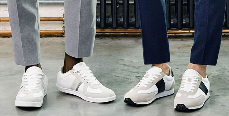 business casual sneakers